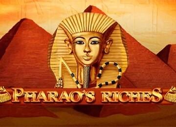 Slot Pharaos Riches dla początkujących i doświadczonych graczy