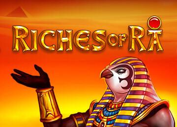 Gra hazardowa Riches Of Ra dla wszystkich fanów dobrej zabawy