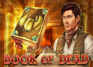 Book Of Dead — gra przenosząca do tajemniczego świata starożytnych Egipcjan
