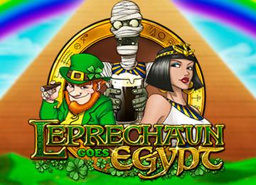 Gra Leprechaun Goes Egypt dla początkujących i doświadczonych graczy